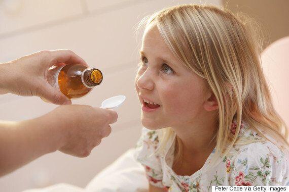 Young Children Still Given Cold Meds Despite Health Canada