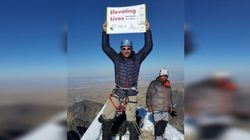 Climber Says Mount Everest Safer Than Living With Domestic