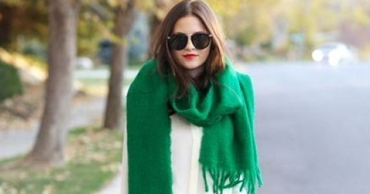 1d70e1531 St. Patrick's Day Outfits: How To Wear Green And Still Look Chic ...