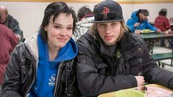 Warm Meal Helps Ease Sting For Thunder Bay