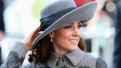 Kate Middleton Just Pulled Off All Grey Everything Like A