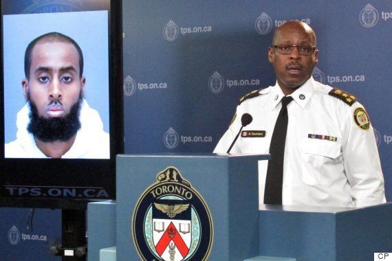 Ayanie Hassan Ali, Suspect In Stabbing At Canadian Forces Centre, Facing