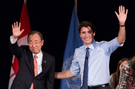 Justin Trudeau To Announce When Canada Will Seek UN Security Council