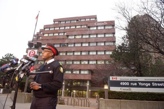 Toronto Police Probe Possible Terror Link After Stabbings At Military