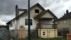 Fire-Damaged Vancouver Home Hits The Market For Almost $2