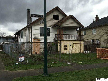 Fire-Damaged Vancouver Home Hits The Market For Nearly $2