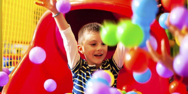 Indoor Playground Burlington: 10 Fun Zones For Kids To Beat Cabin