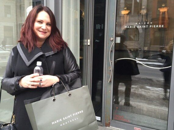 How A Day Of Dress Shopping Helped Me Embrace My