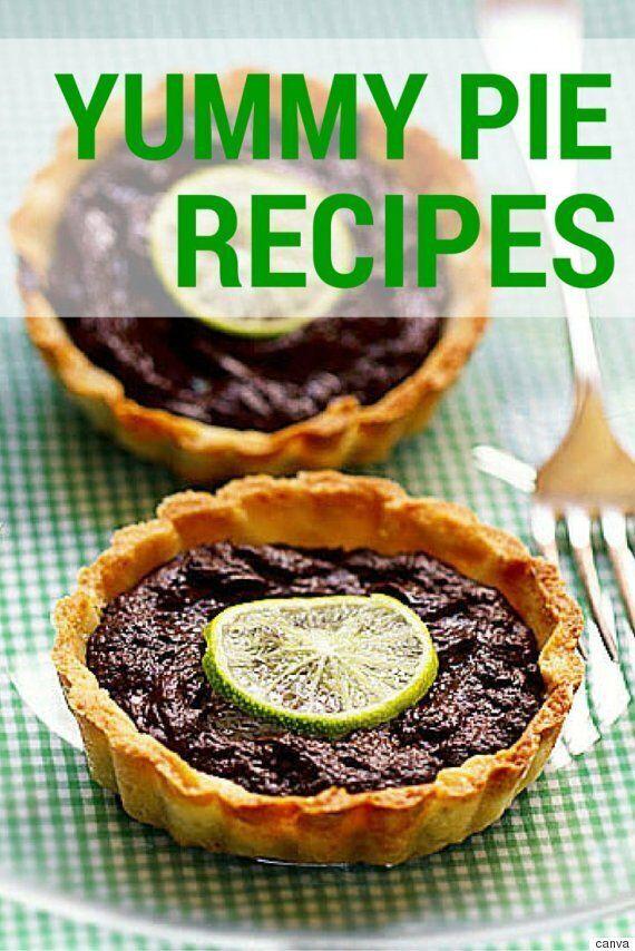 25 Pie Recipes To Celebrate Pi