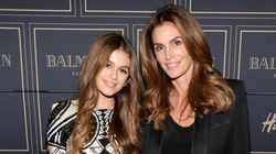 Cindy Crawford And Kaia Gerber Look Like Twins On Vogue Paris