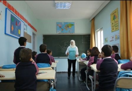 Try Comparing Your Canadian Classroom With This Syrian