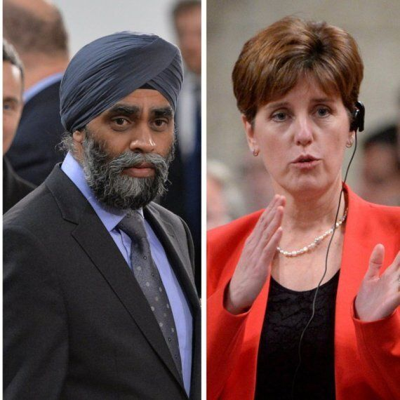 Canada ISIS Mission: Defence, Development Ministers Talk Contributions With Aid