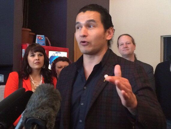 Wab Kinew, Manitoba NDP Candidate, Went From Rapper And Broadcaster To Author And