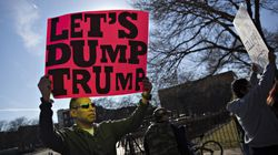 Trump Calls Off Rally As Tensions Grow Between Protesters,