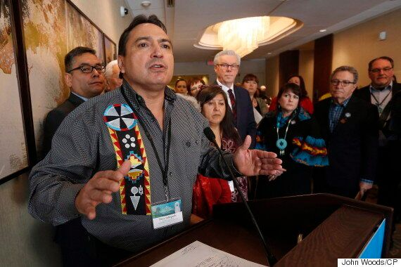 AFN Chief Perry Bellegarde Calls For National Strategy On First Nation