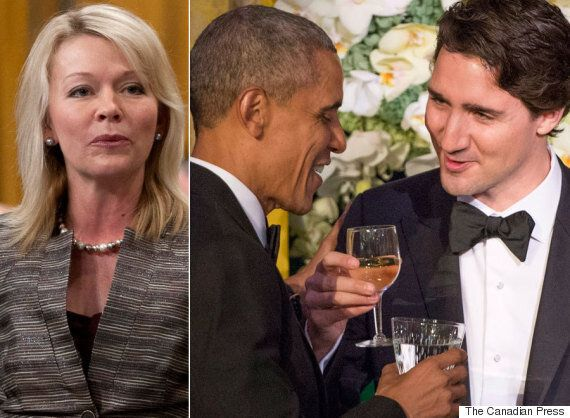 Trudeau Just Wanted 'Pat On The Head' From Obama, Tory MP