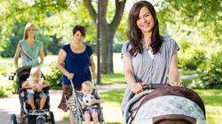 Homegrown Mom Group Helps Combat Postpartum