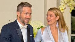 Ryan Reynolds And Blake Lively Get Spiffied Up For State