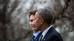 Obama Hands Trudeau The Climate Change
