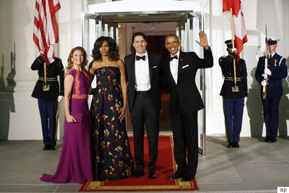 Trudeau In Washington: Obama Honours The PM At Star-Studded State