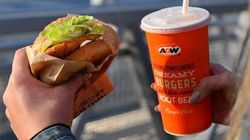 A&W Promises Cage-Free