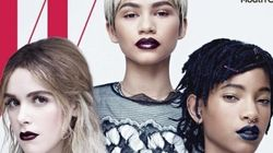 Zendaya Fans Are Calling Out W Magazine For Whitewashing The