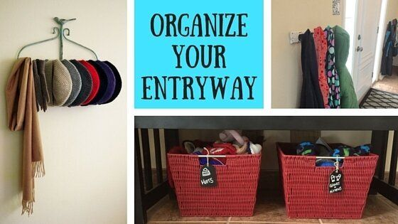 5 Things To Think About When Organizing Your