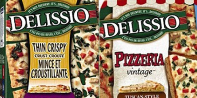 Delissio Pizza Recall: Nestle Canada Reports Finding Bits Of Glass In Two