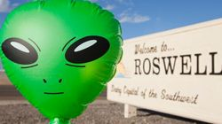 Aliens Don't Need To Use Weather Balloons To Reach Roswell