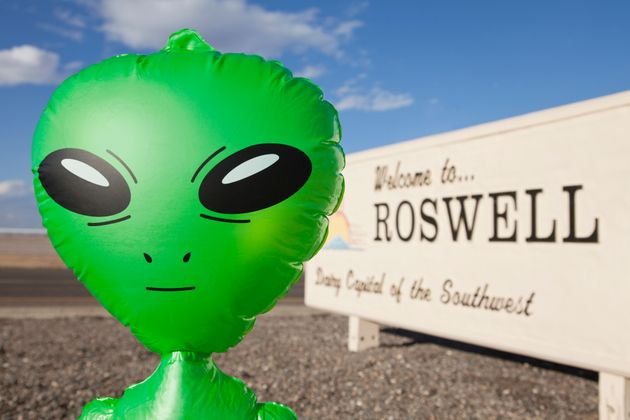 Flights To Roswell Doing Well, UFO Buffs Will Be Happy To
