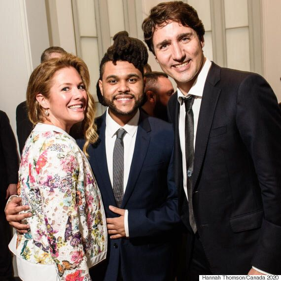 Trudeau First Speech To A Washington Audience: Let's Not Live In Fear Of The