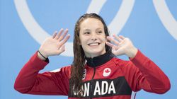 Penny Oleksiak, Typical Teen, Can't Wait To Do This When She's