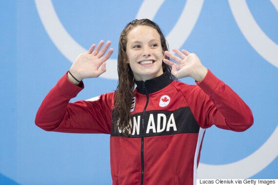 Penny Oleksiak, Typical Teen, Can't Wait To Play Pokemon Go When She's