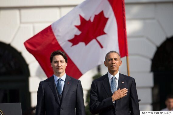 Justin Trudeau Washington Visit: PM, Barack Obama Share Warm