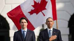 Trudeau, Obama Share Warm Moments During Historic