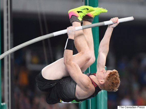 Shawn Barber Aims To Make Canadian Olympic History With Gold In Men's Pole