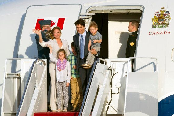Justin Trudeau Touts Diversity During First Remarks Of Washington