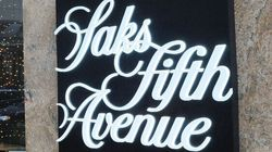 Saks Fifth Avenue Goes All 'Minority Report' On Canadian