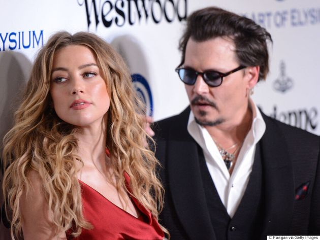 Video Allegedly Shows Johnny Depp Fighting With Amber
