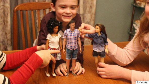 'Normal Ken' Doll Is Finally