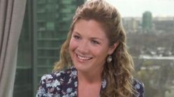 Sophie Grégoire-Trudeau Gets Candid With Katie Couric On