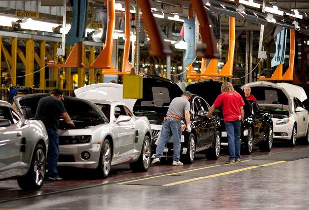 Ontario's Auto-Industry Crisis Was Worse Than Alberta Oil Crash: