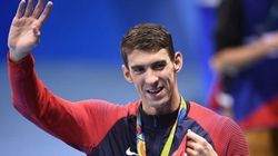 23 Times Michael Phelps Showed Us He's Just A Fish With