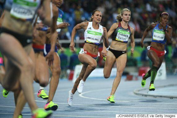 Brianne Theisen-Eaton Scores Bronze For Canada In