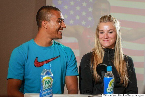 Ashton Eaton, American Athlete, Shamed Online For Wearing Canada Hat To The