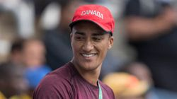 American Athlete Shamed Online For Wearing Canada Hat To The