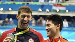 Swimmer Grew Up To Beat Phelps, His Childhood
