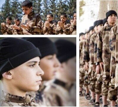 Children Of The Caliphate: Facing The Horror Of Child