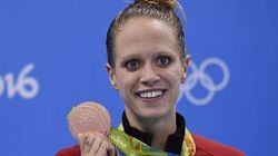 B.C. Swimmer Wins Canada Yet Another Medal In The