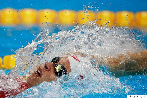 Canada's Hilary Caldwell Claims Bronze At